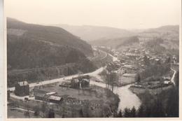 Trois-Ponts - Vue De L' Hôtel Beau-Site - 1962 - Photo 7 X 10 Cm - Plaatsen