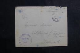 ALLEMAGNE - Enveloppe En Feldpost , à Voir - L 39965 - Allemagne