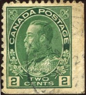 Pays :  84,1 (Canada : Dominion)  Yvert Et Tellier N° :   109-6(o) Du Carnet - Carnets