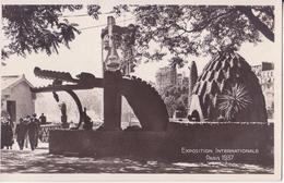 CSM- PARIS - Exposition 1937 - Tentoonstellingen