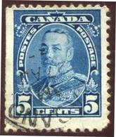 Pays :  84,1 (Canada : Dominion)  Yvert Et Tellier N° :   183-4 (o) Du Carnet - Carnets