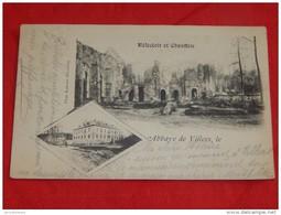 VILLERS LA VILLE  -  Abbaye De Villers - Réfectoir Et Chauffoir   - 1900 - - Villers-la-Ville