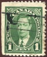 Pays :  84,1 (Canada : Dominion)  Yvert Et Tellier N° :   190-4 (o) Du Carnet - Carnets