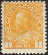 Pays :  84,1 (Canada : Dominion)  Yvert Et Tellier N° :   108 (o)  Die II - 1911-1935 Règne De George V