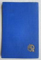 Rare Carte De Membre 1912-1923 Ligue D'Action Française - Paris Rue Du Bac Avec Timbre De 1923 - Mlle Noblot - Royaliste - Documents Historiques