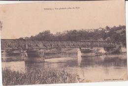 CPA -  VONCQ - Vue Générale Prise Du Pont - France