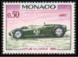 TIMBRE MONACO - 1967 - Nr 717 - Neuf - Mónaco