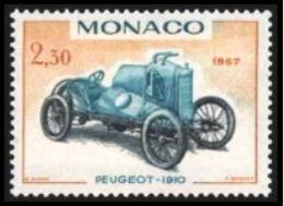 TIMBRE MONACO - 1967 - Nr 721 - Neuf - Mónaco