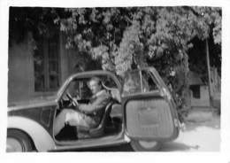 """09459 """"TRIPOLI - FIAT 500 TOPOLINO""""  ANIMATA.  FOTO ORIGINALE - Luoghi"""