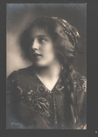 Fantasy / Fantaisie / Fantasie Kaart - Girl / Fille / Meisje - Portret / Portrait - 1909 - Portraits