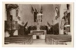 Augisey - Eglise  (autel) Pas Circulé - France