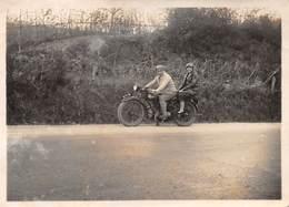 """09463 """"MOTOCICLETTA B.S.A. - TARGATA TO 4878""""  ANIMATA.  FOTO ORIGINALE - Automobili"""