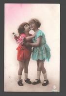 Fantasy / Fantaisie / Fantasie Kaart - 2 Girls / Filles / Meisjes - Groupes D'enfants & Familles