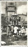 ( AFRIQUE   )  (BAMAKO )( MALI ) INTERIEUR DU MARCHE . LA FONTAINE - Malí