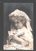 Fantasy / Fantaisie / Fantasie Kaart - Little Child / Petit Enfant / Klein Kind - Portret / Portrait - 1907 - Groupes D'enfants & Familles