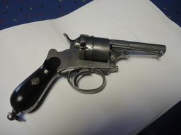 Revolver A Broche - Decotatieve Wapens