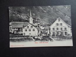Suisse ( 224 )  Switserland  Svizzera  Sweiz  Zwitserland  :  Realp - Suisse