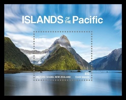 Cook Islands 2019 Mih. 2235 (Bl.273) Islands Of The Pacific MNH ** - Cook Islands