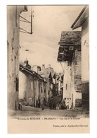 73 SAVOIE - BRAMANS Une Rue Et Le Clocher - Frankreich