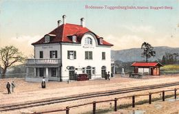 Bodensee Toggenburgbahn, Station Roggwil-Berg - SG St. Gall