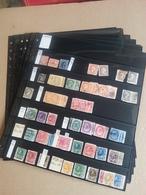 LOT N° 730  CANADA   Collection Neufs Ou Obl Sur Page D'albums Leuchturm - Stamps