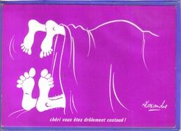 Carte Postale Sexy Illustarteur Alexandre   Très Beau Plan - Alexandre
