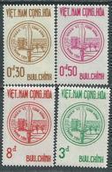 Vietnam Du Sud N° 214 / 17 XX Défense De La Patrie.  Les 4  Valeurs  Sans Charnière  TB - Viêt-Nam