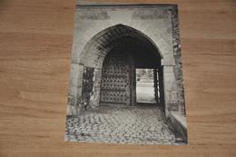 11717-  CHATEAU DE GAESBEEK, PORCHE, PORTE D'ENTREE - Morlanwelz