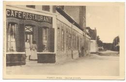 Plancy Café Restaurant Quartier Riverelle - France