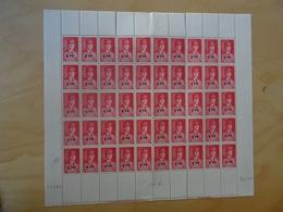 Frankreich Michel 508 Bogen Postfrisch (8826) - Nuovi