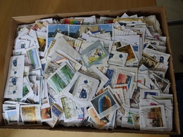 Bund Karton Mit Ca. 2-2,5 Kg Sonderemarken Kiloware (10605) - Lots & Kiloware (min. 1000 Stück)