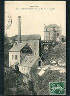 CPA - SAINT BRIEUC - Pont Et Moulin Du Gouëdic - Saint-Brieuc