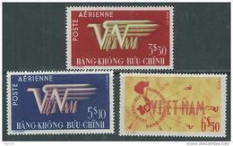 Vietnam Empire P.A. N° 1 / 3 XX Les 3 Valeurs Sans Charnière  TB - Viêt-Nam
