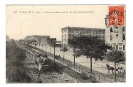 75 PARIS - 18ème, Nouveau Bastion Du 76e De Ligne, Boulevard Ney - District 18