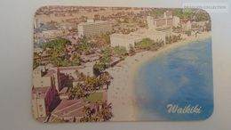 D166732  HAWAII  - US - Ca 1960   Waikiki  Photo By United Air Lines - Oahu