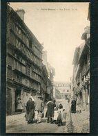CPA - SAINT BRIEUC - Rue Fardel, Bien Animé - Saint-Brieuc