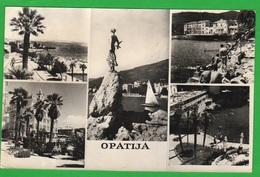 Croazia Croatia Opatija Opatija Abbazia Hrvatska Kroatien - Croazia