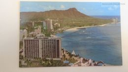 D166736  HAWAII  - US - Ca 1960 WAIKIKI -Honolulu - Oahu - Oahu