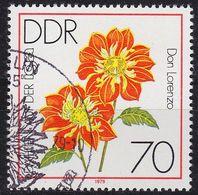 GERMANY DDR [1979] MiNr 2440 ( O/used ) Blumen - DDR