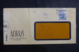 BOHËME ET MORAVIE - Enveloppe Commerciale De Prague En 1940 Avec Contrôle Postal - L 40008 - Bohême & Moravie
