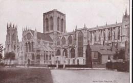 AM48 York Minster, S.E. - York