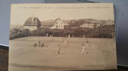 13 - Wissant (Pas-de-Calais) - Le Tennis, Les Courts - The Tennis Courts - Wissant