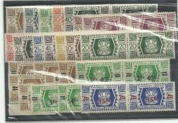 Wallis & Futuna France Libre Cote YT 46€ 80 Voir Description - Unused Stamps