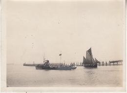 Zeebrugge - Boten - Foto 9 X 12 Cm - Boten