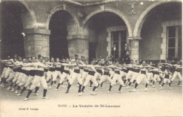 Blois, La Vedette De Saint Laumer - Blois