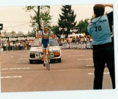 CYCLISME - Luc LEBLANC  - Equipe CASTORAMA -   Format : 176 X 242 Environ - Cyclisme