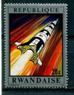 Rwanda 1970 - YT 384** - Rwanda