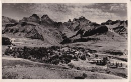 AO93 Cathedral Peak Hotel, Winterton, Natal - 1950's RPPC - South Africa