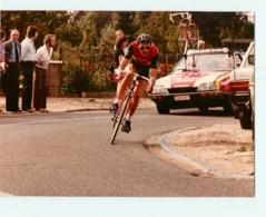 CYCLISME - Gerrie KNETEMAN - Equipe RALEIGH -   Format : 176 X 242 Environ - Cyclisme