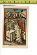 Kl 9862 - SOUVENIR DE LA PREMIERE MESSE DE DELHAGE 1897 - Devotion Images